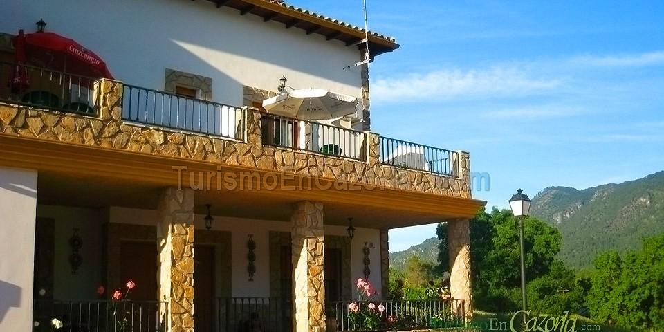 Alojamientos rurales aguasblanquillas apartamento en coto r os cazorla ja n - Casas rurales en coto rios ...