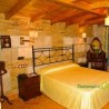 Habitación de Casa Rural El Capricho del Valle