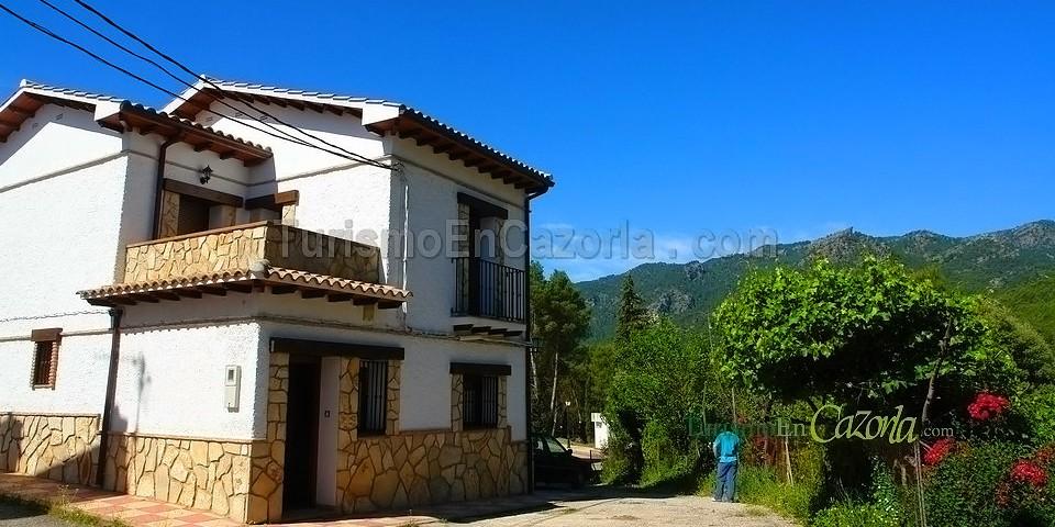 Alojamiento rural coto r os casa rural y alojamientos en coto r os cazorla ja n - Casas rurales en coto rios ...