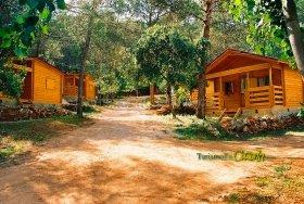Casas rurales hoteles apartamentos camping for Casas rurales sierra de madrid con piscina