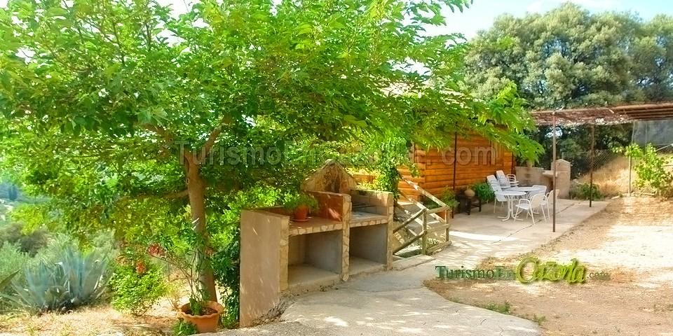 Caba as de madera el cerrillo casa rural y alojamientos - Maderas moral jaen ...
