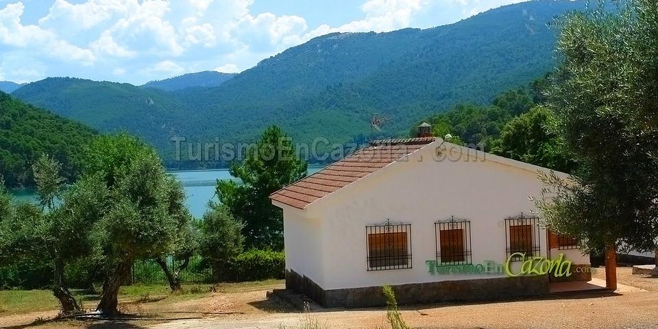Casas el hoyazo casa rural y alojamientos en coto r os cazorla ja n - Casas rurales en coto rios ...
