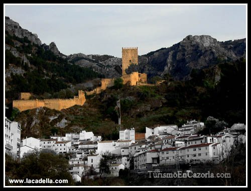 Castillo de la Yedra en Cazorla  Galería de Fotos de TurismoEnCazorla.com