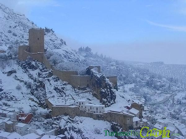 Castillo de la Yedra en Cazorla Nevado  Galería de Fotos de TurismoEnCazorla...