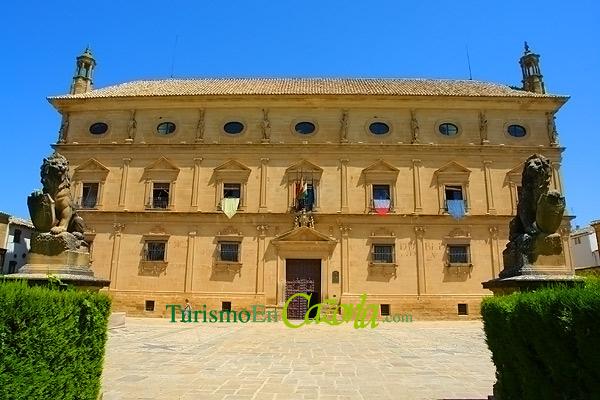 Palacio de Juan Vazquez de Molina  Galería de Fotos de TurismoEnCazorla.com