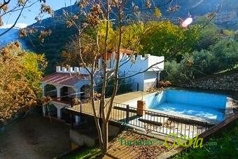 Vendo finca en la sierra de cazorla inmobiliaria cazorla for Restaurantes con piscina en la sierra de madrid